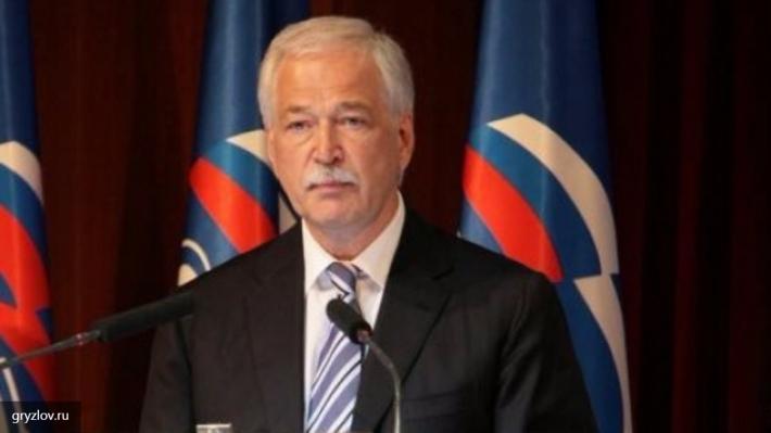 Грызлов возглавит совет начальников компании «Тактическое ракетное вооружение»