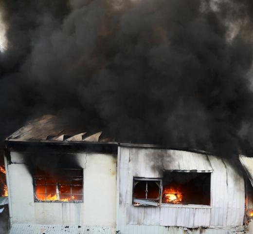 ВТюменской области впожаре погибли 4 человека