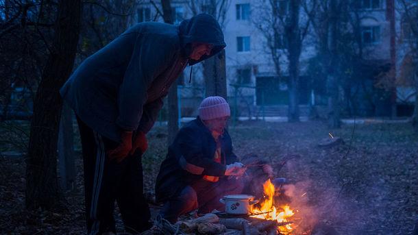 ВКрыму из-за наступления холодов появился недостаток электрической энергии
