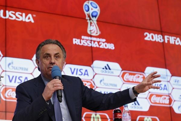 Виталий Мутко: «ЧМ-2018— 1-ый, скоторым уФИФА нет острых проблем»