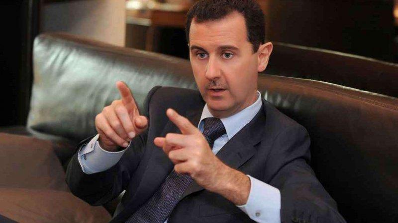 Асад: боевики оставили 5 млн граждан Дамаска без питьевой воды