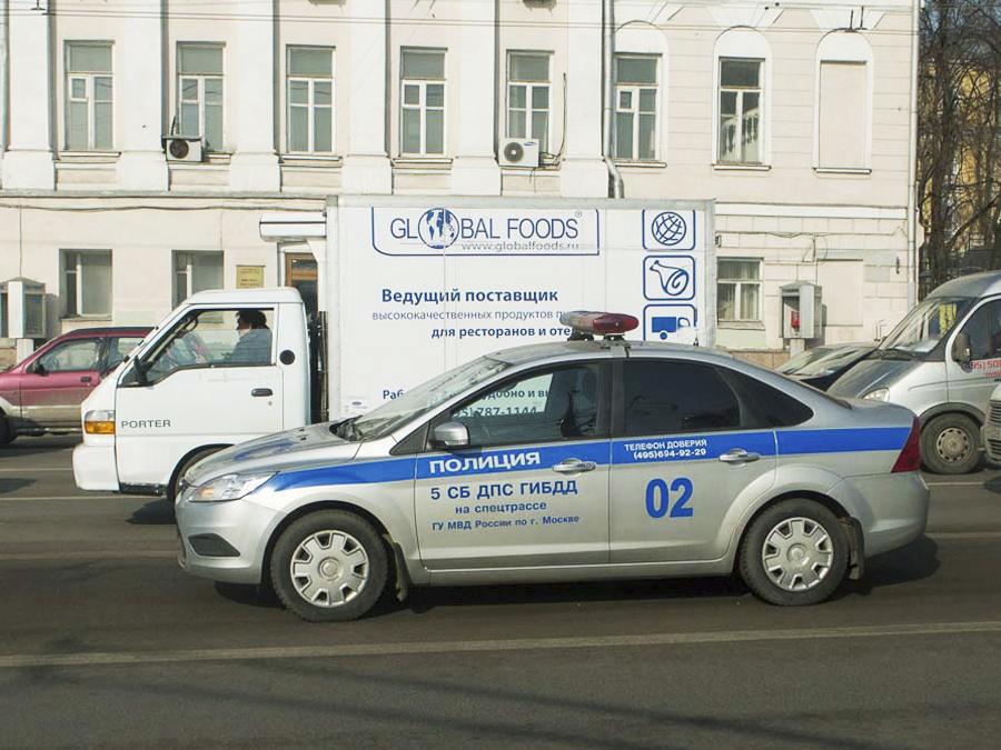 Неизвестный устроил стрельбу изтравматического оружия в столице России
