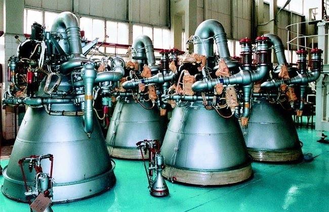 Ракетные двигатели, произведенные вВоронеже, снова проверят