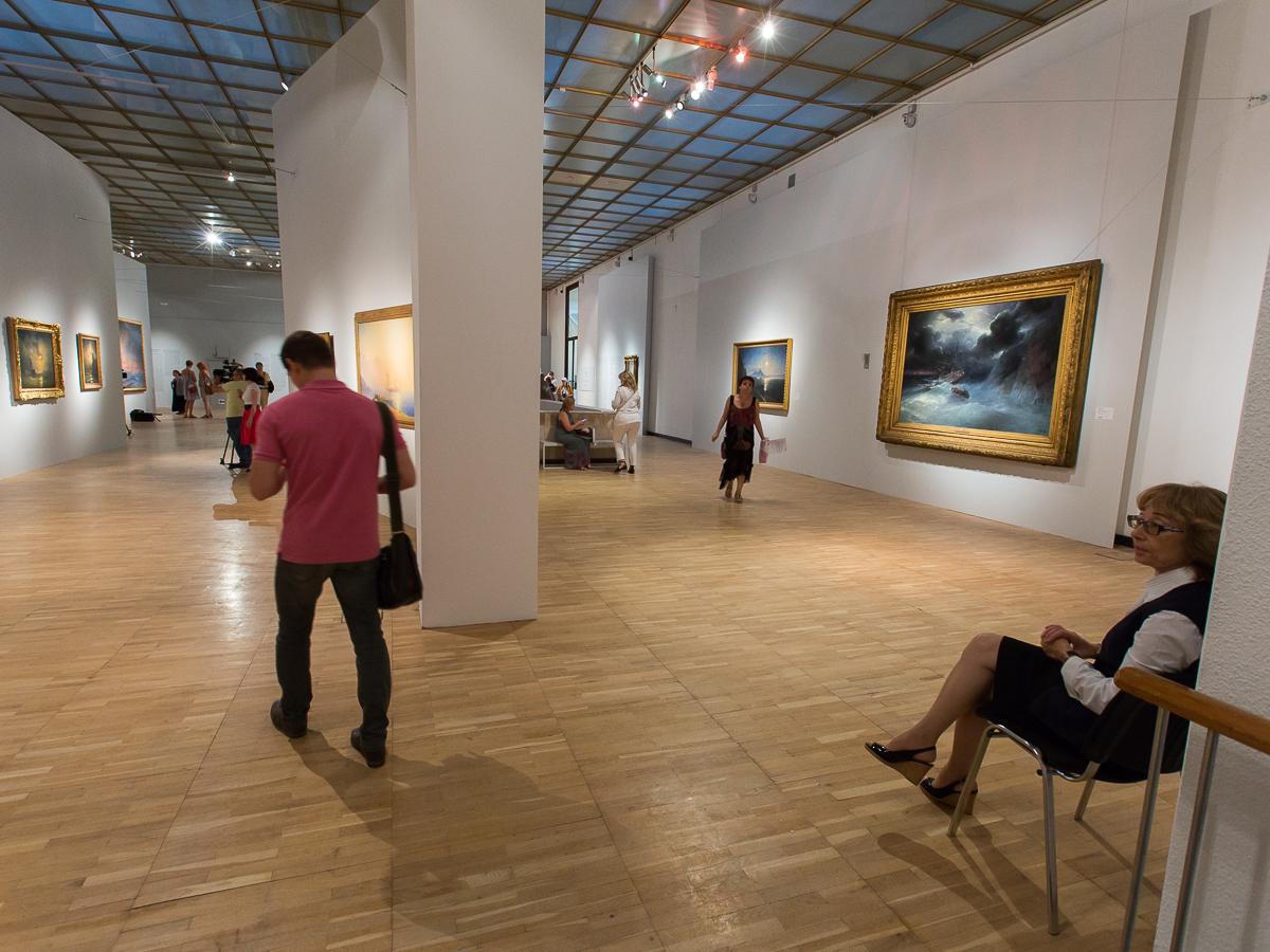 Выставка «Шедевры Византии» пройдет вмногоэтажном здании Третьяковки вЛаврушинском