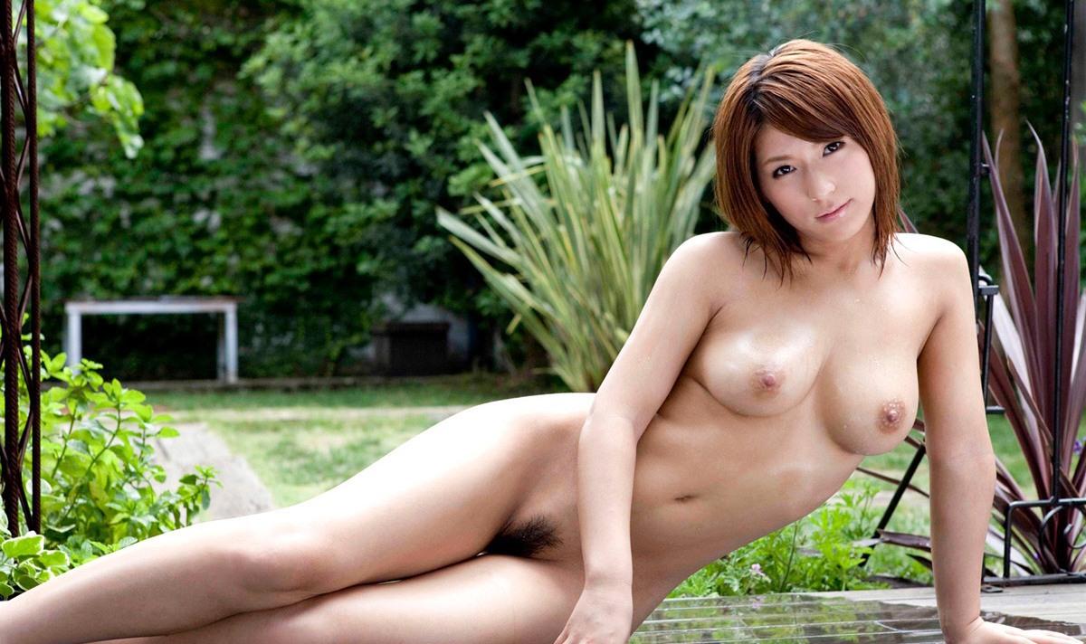 самые красивые фото голых японок - 10