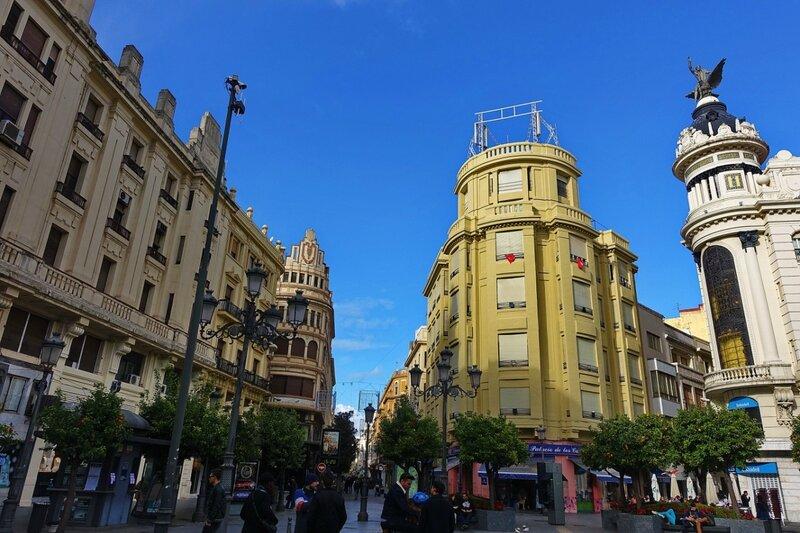 Зимнее путешествие в Андалусию - отличный выбор.