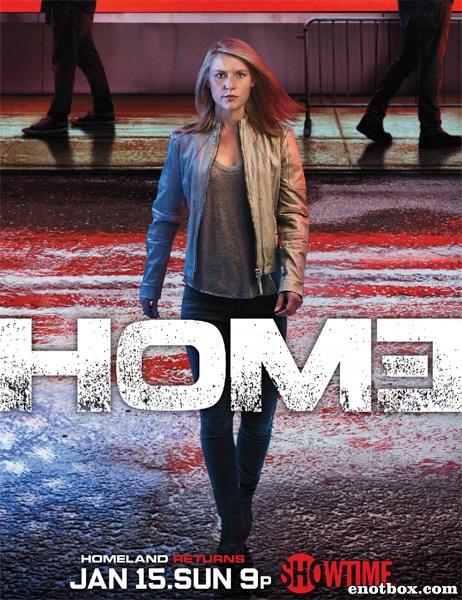 Родина / Homeland - Полный 6 сезон [2017, WEB-DLRip | WEB-DL 1080p] (LostFilm)