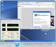 Windows XP Professional SP3 x86 Hybrid 17.1 by Svyatpro