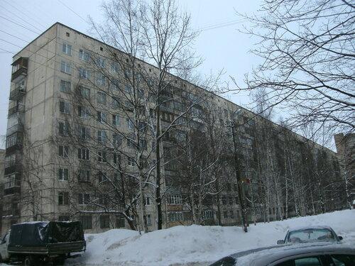 ул. Шотмана 9к1