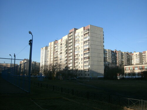 ул. Олеко Дундича 39к1