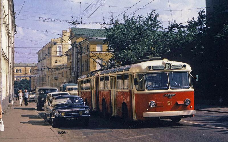 32052 Улица Герцена, маршрут 12 1973 Ааре Оландер.jpg