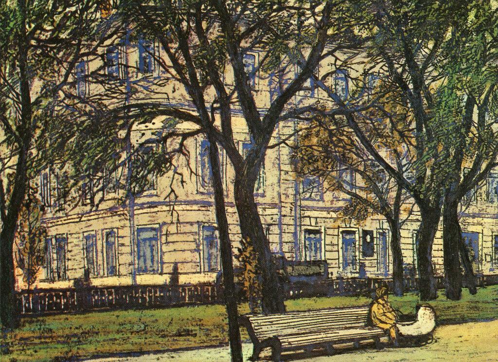 587351 Чистопрудный бульвар. Бывший дворец Мусиных-Пушкиных.jpg