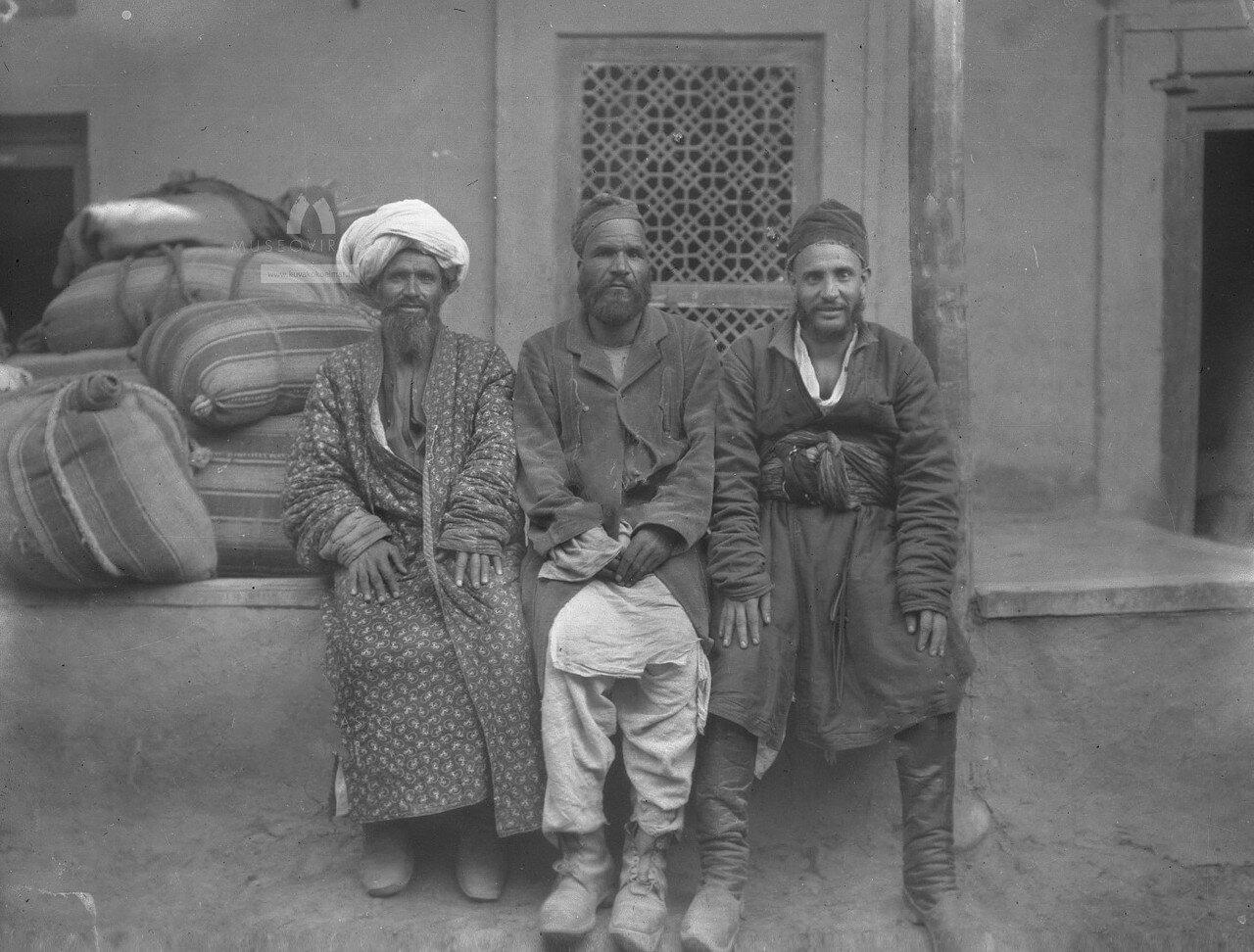 Афганцы, розничные торговцы