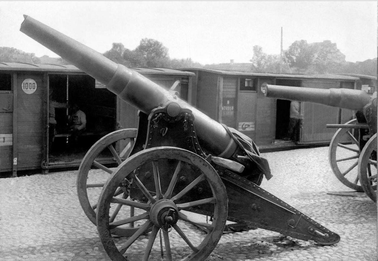 пушки первой мировой картинки может быть