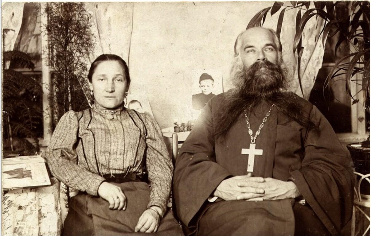 Супруги Беляевы А.М. и Н.М.