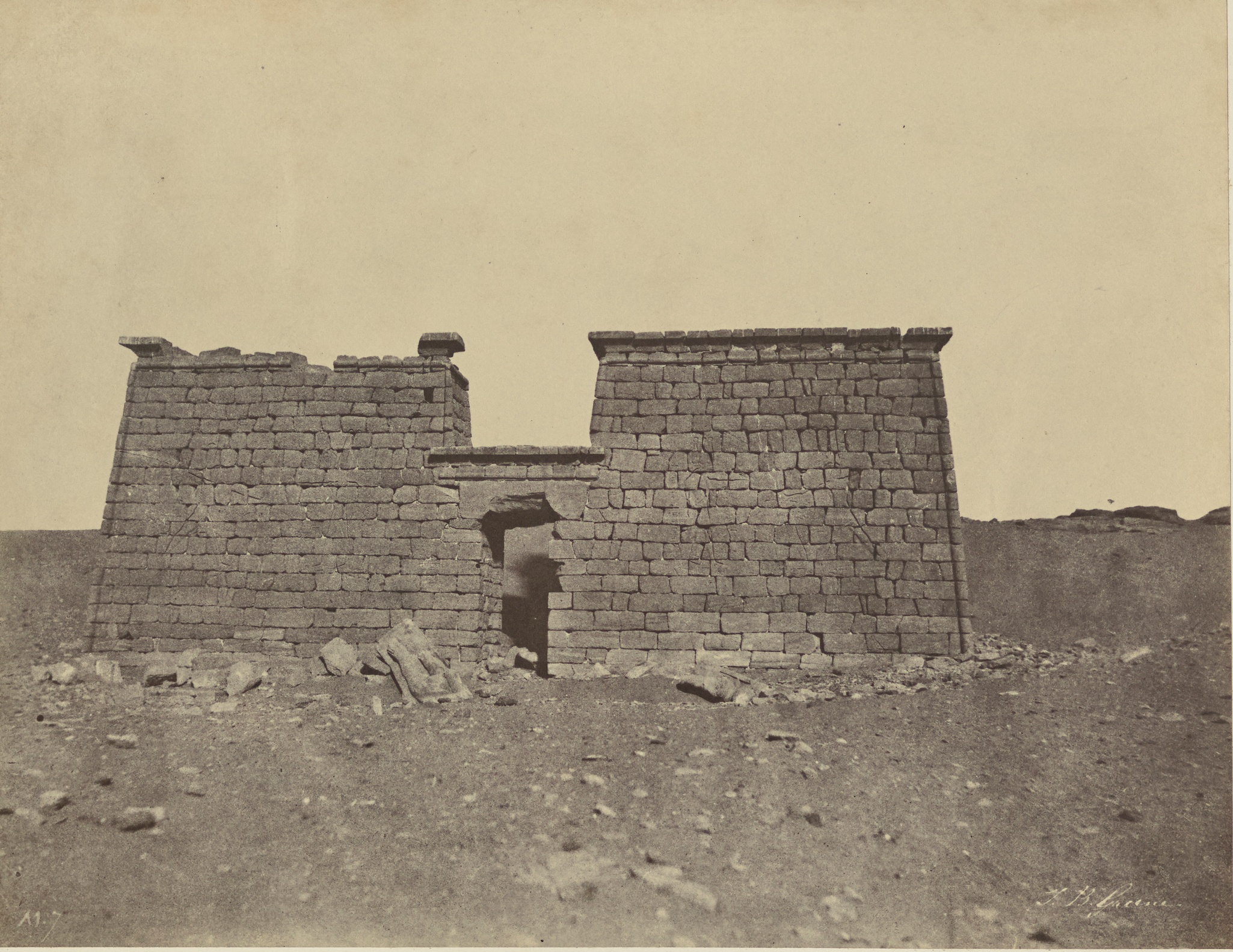Храм Вади-эс-Себуа
