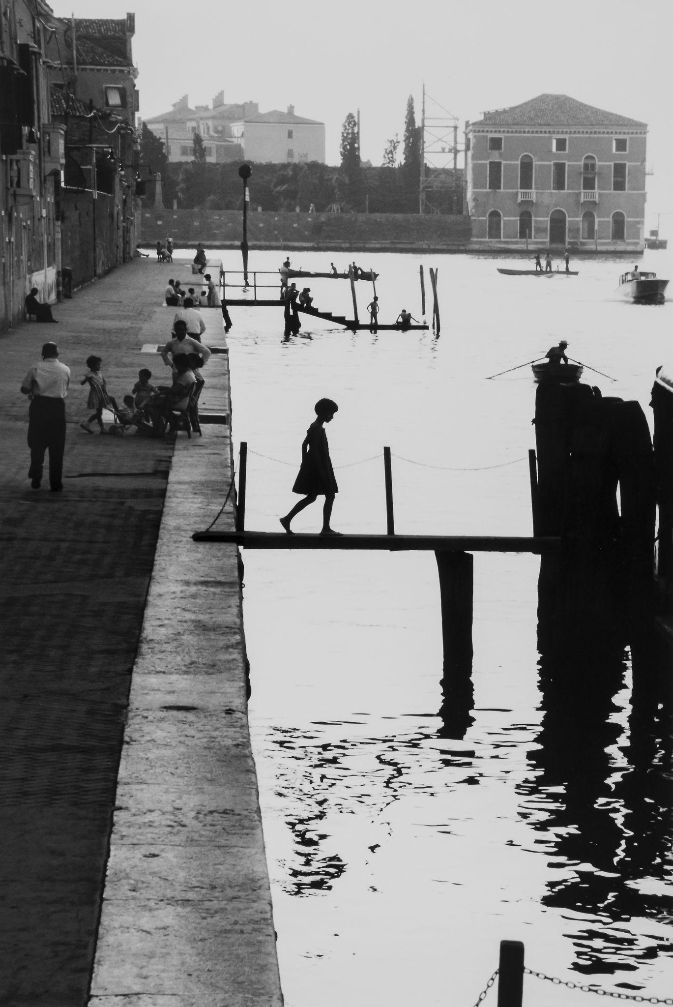 1959. Фондамента Нуове, Венеция