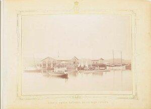 Эллинг Императорских катеров в военной гавани
