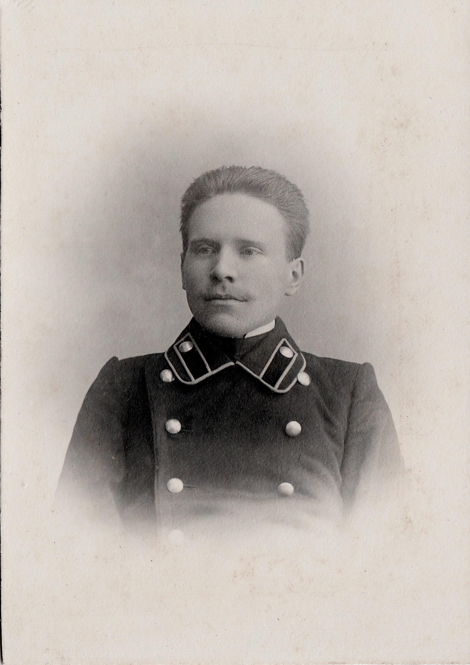Студент Назарьевский Павел. II отделение 2 разряд.