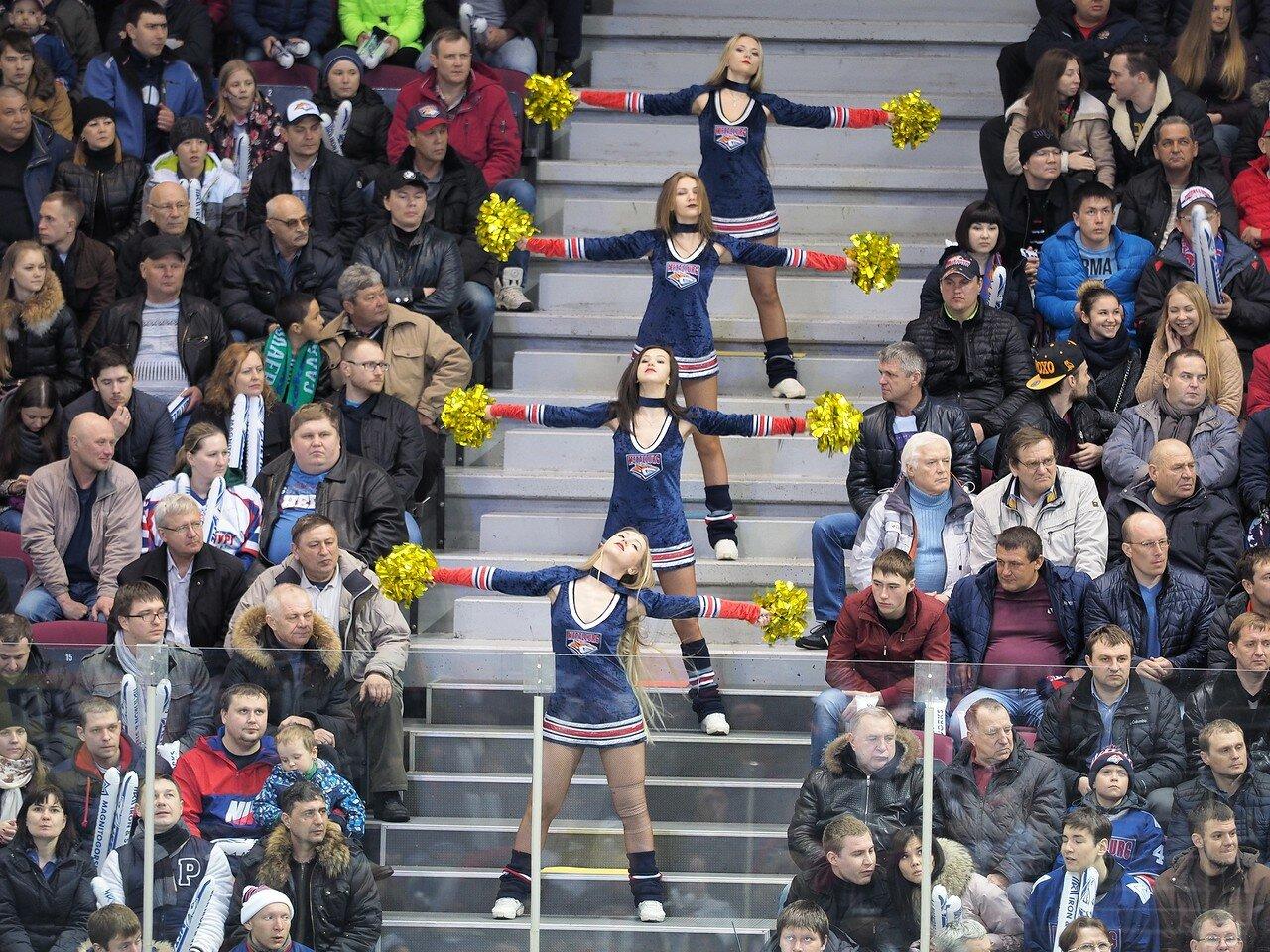 48Плей-офф 2016 Восток Финал Металлург - Салават Юлаев 31.03.2016