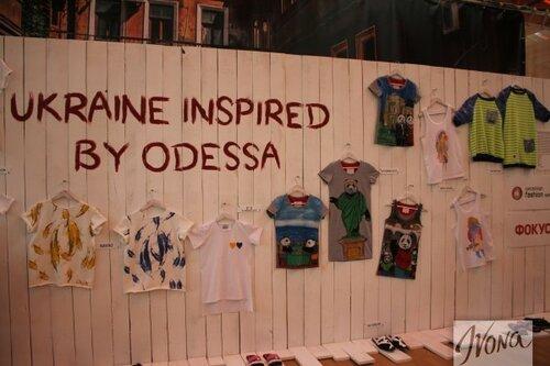 В Одессе прошла неделя моды для молодых дизайнеров