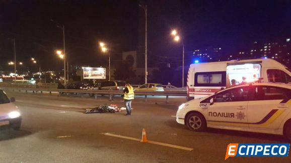 Пешеход пытался перебежать проспект: В Киеве произошло смертельное ДТП (фото)