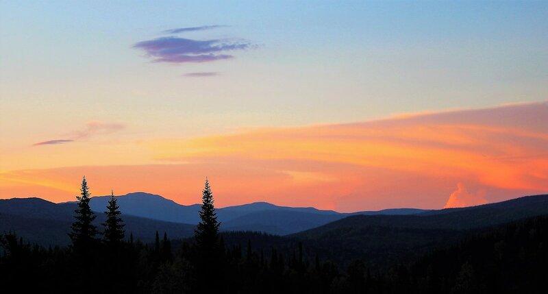 IMG_4244.JPG Вечер в горах