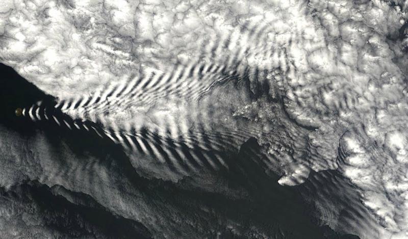 Земля из космоса: Фотографии со спутников NASA