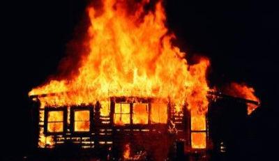 Утром вкирпичном доме сгорел пенсионер— Пожар вУрюпинске