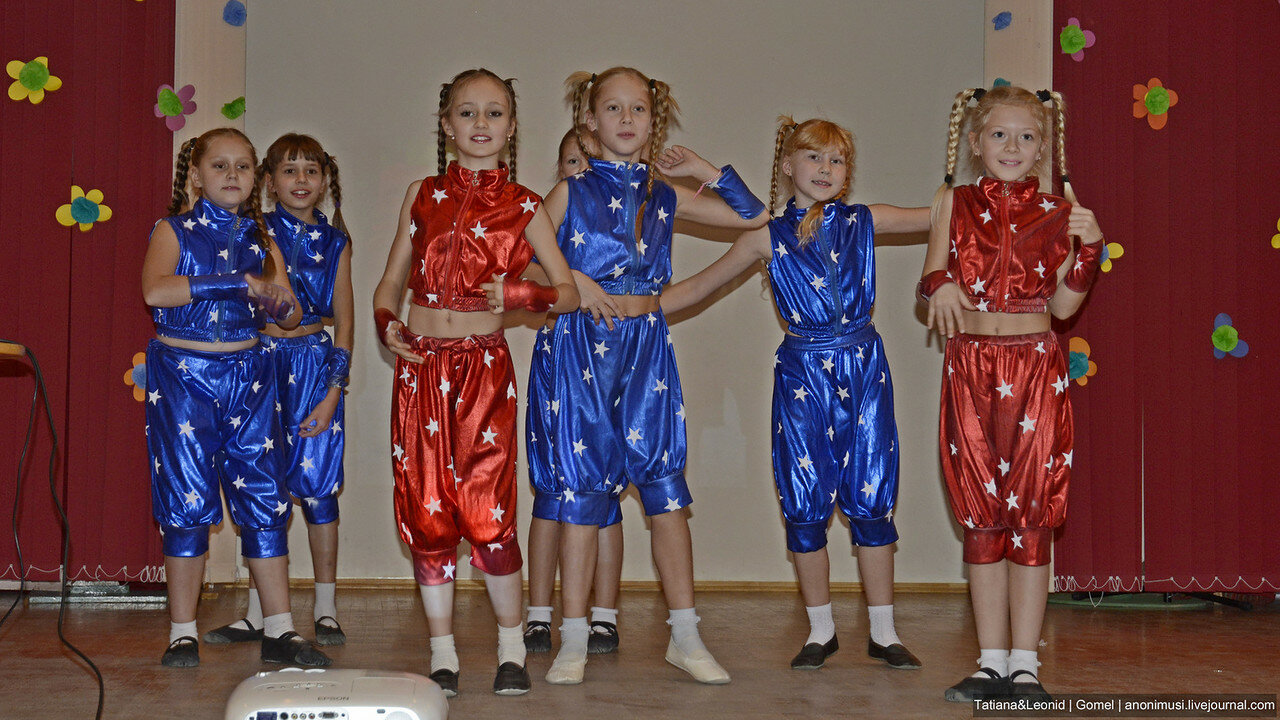 День Матери в Советском р-не. Гомель