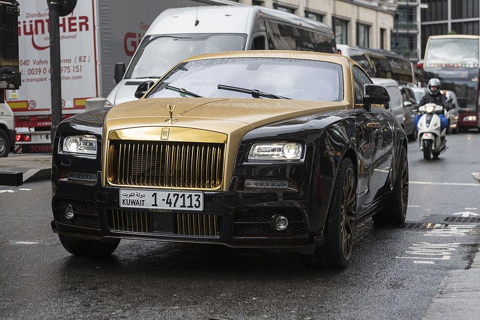 14. Золото в тренде. Некоторые шутят, что скоро в Лондоне останутся только богатые русские и ар