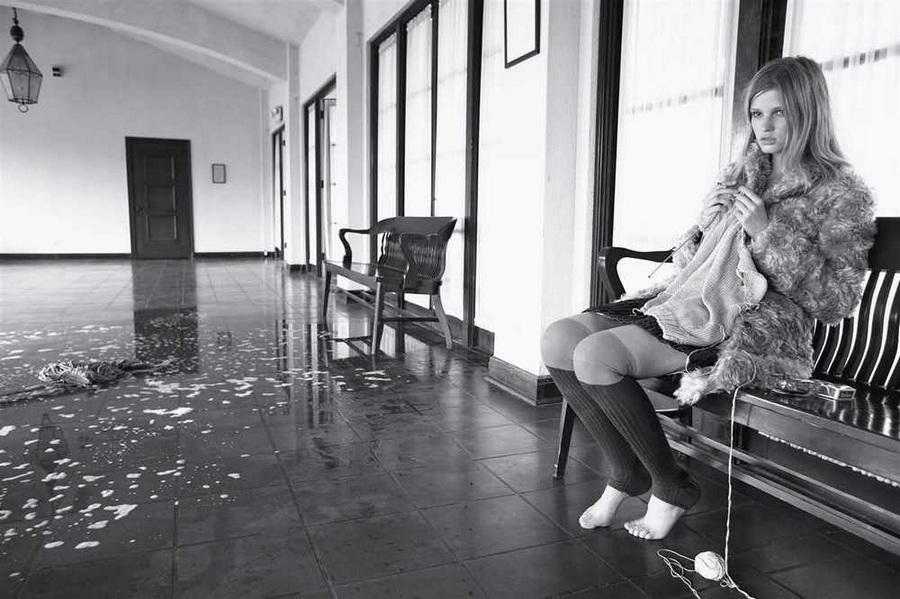 Фотограф Стивен Майзел: «Супермодели в реабилитационном центре»
