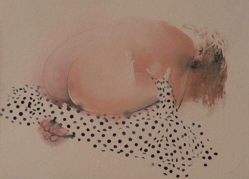 Мастер акварельной живописи Эндре Пеновач