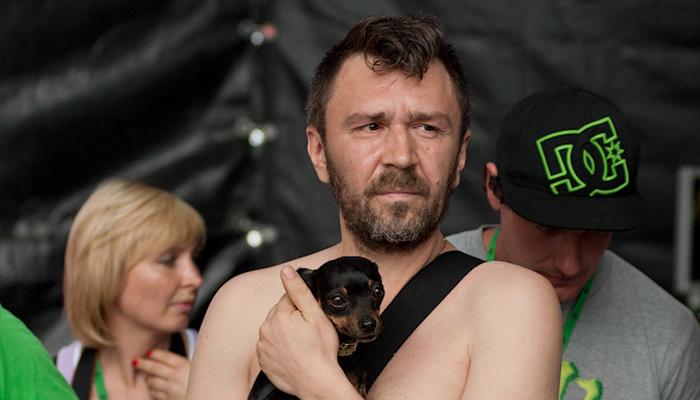 Сергей Шнуров устроил скандал напремииGQ истал «Человеком года»