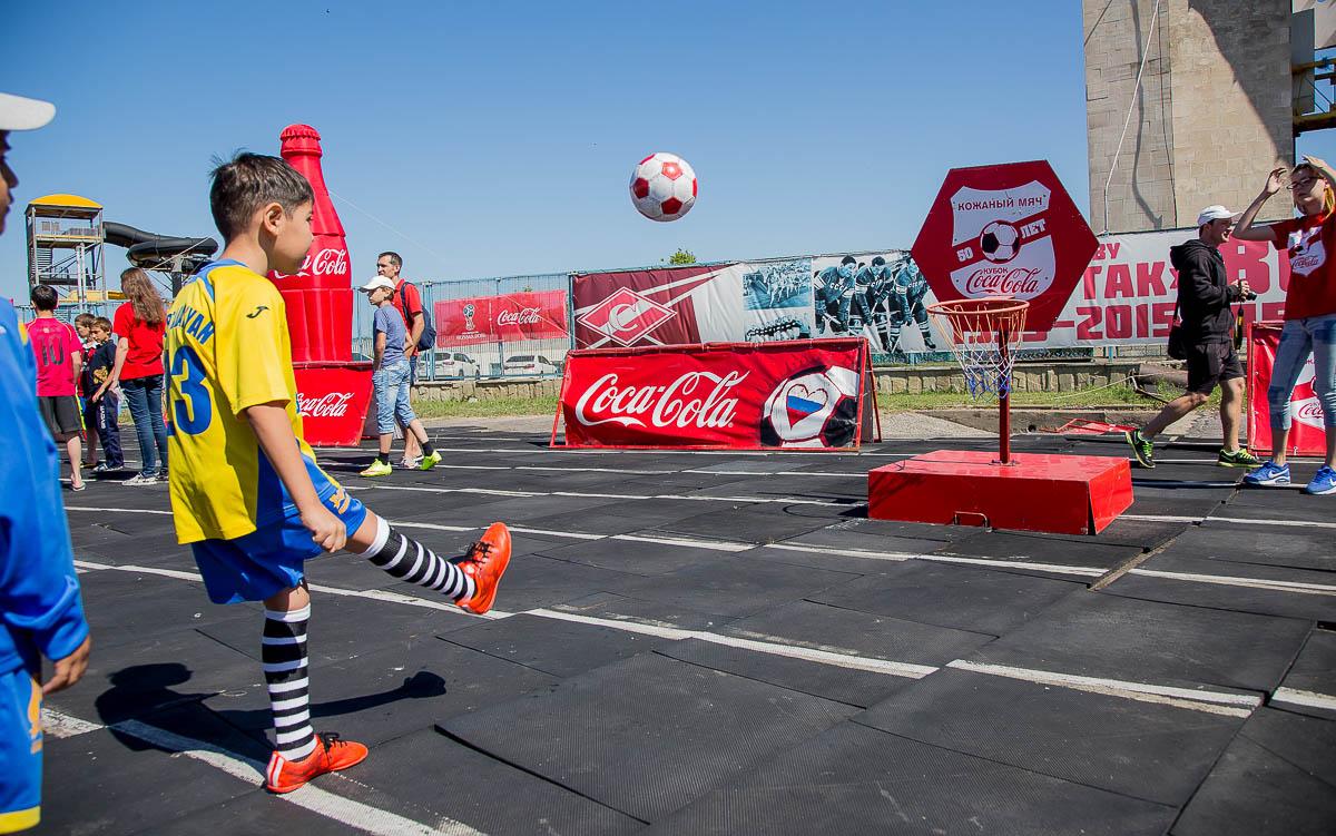 Анапа кожаный мяч футбол
