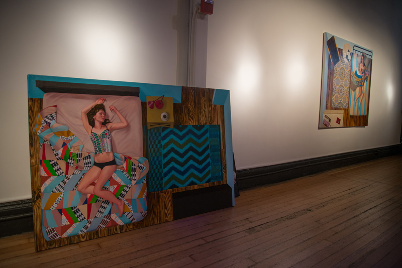EK Summer Art Show 2014