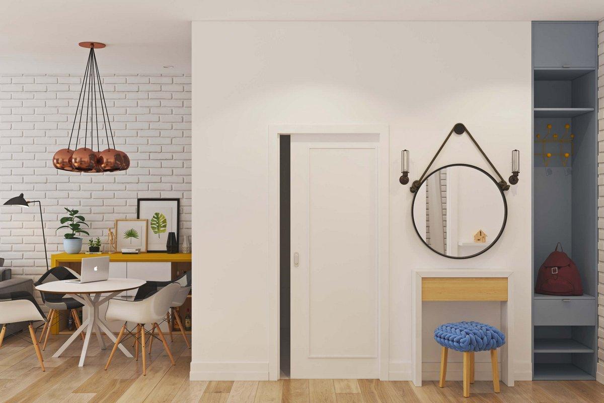 Дизайнерская мебель в квартире