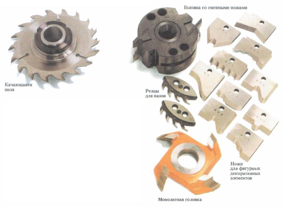cutting tools for moulding machines, machine