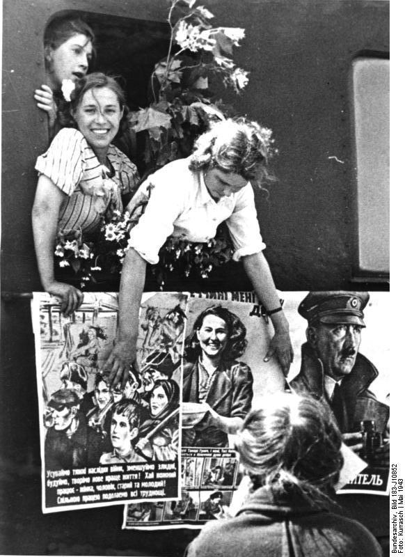 Auslдndische Arbeiter im III. Reich