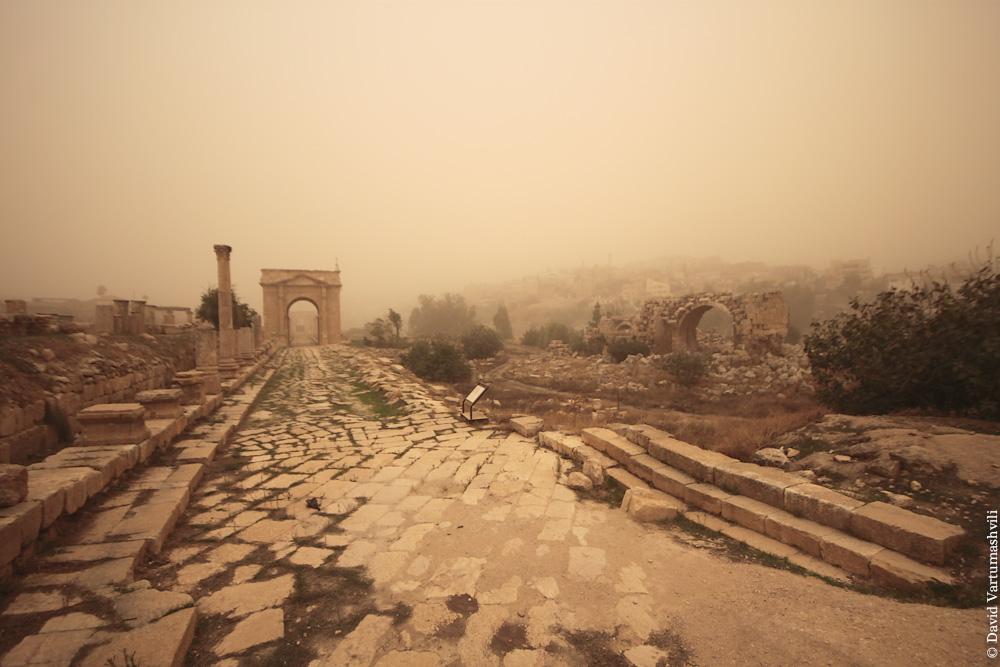 Иордания, Джерраш