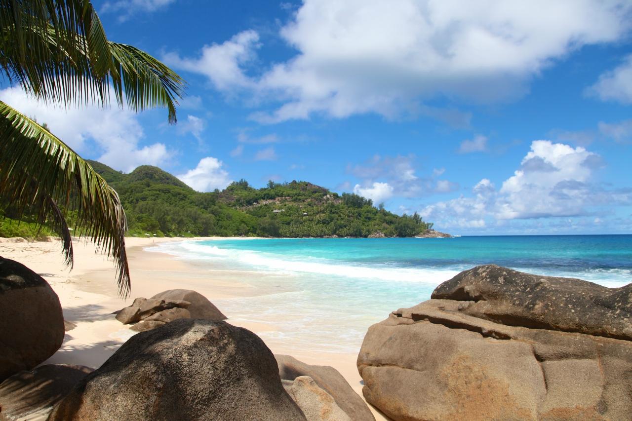 Красивые пляжи мира фото