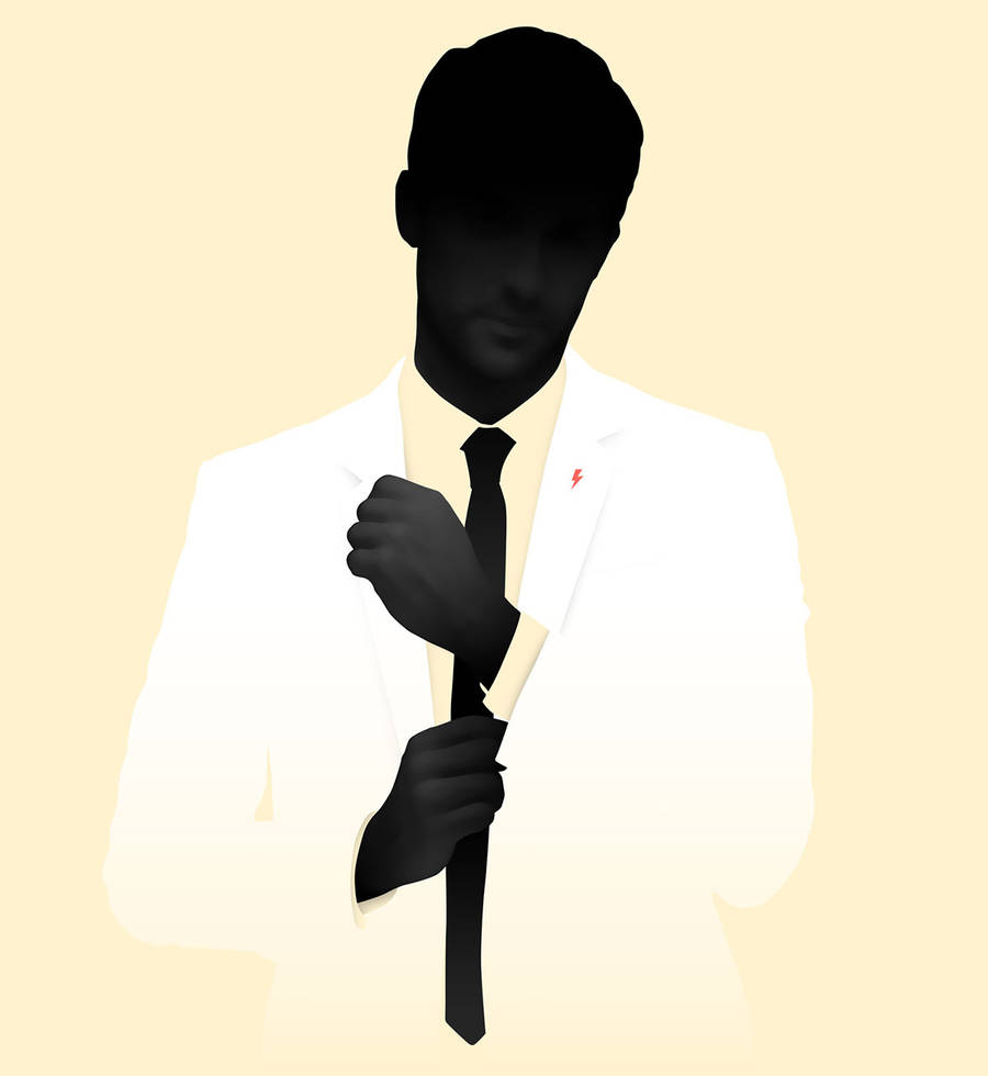 Shady Illustrated Silhouettes
