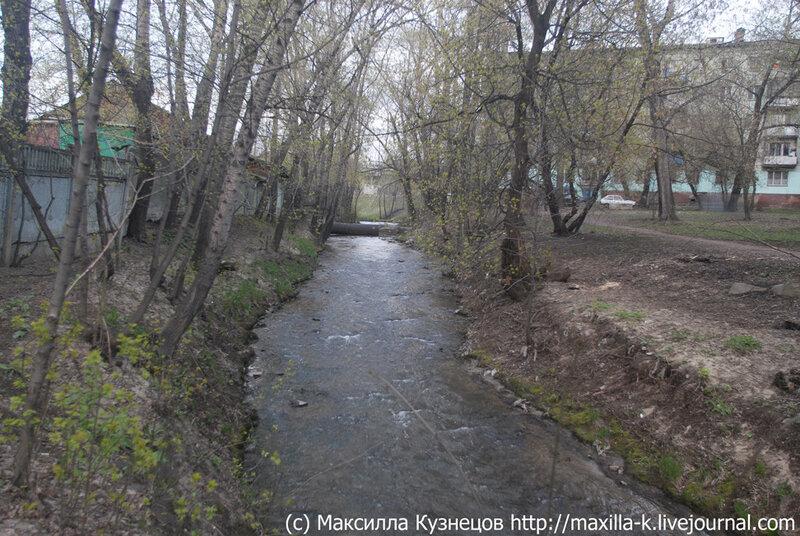 река Таракановка