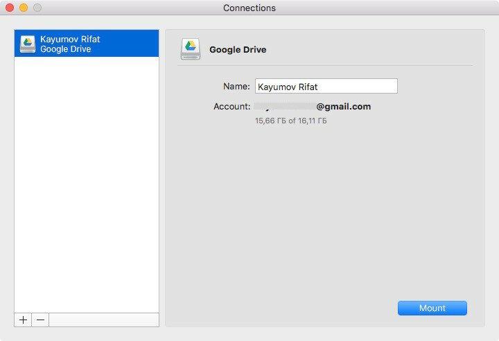 cloudmounter google drive