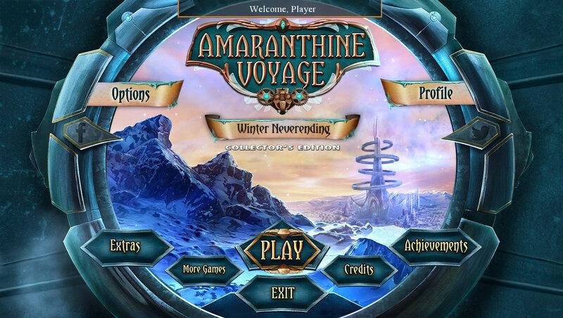 Amaranthine Voyage: Winter Neverending CE
