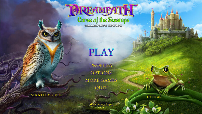 Dreampath: Curse of Swamps CE