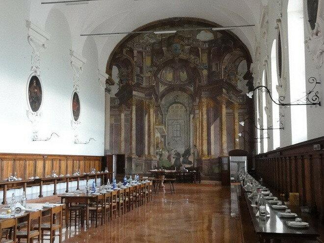 Монастырь Сакро-Конвенто. Италия