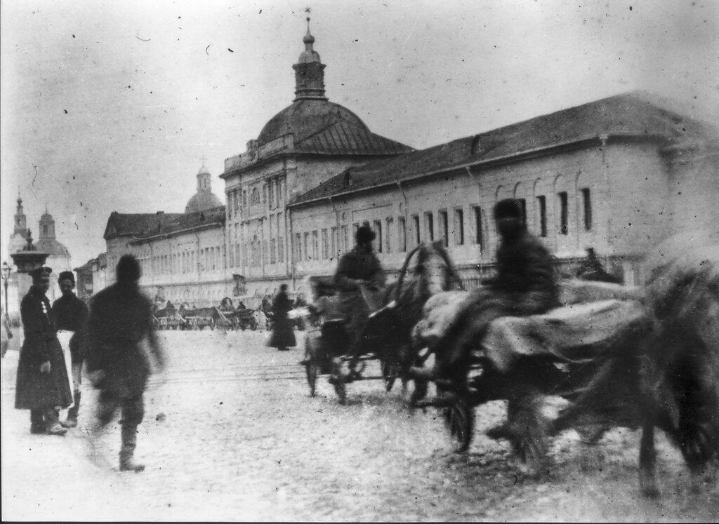 50372 Здание Запасного дворца на Красноворотской площади Архив ЦИГИ 1902.jpg