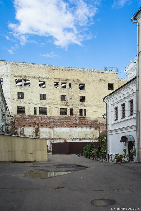 Чижевское подворье в Китай-городе