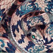Рисунок змеи